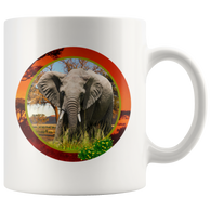 Emma Elephant Mug - The Green Gypsie