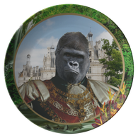 Albert Gorilla Plate - The Green Gypsie
