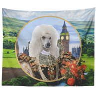 Polly Poodle Tapestry