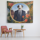 Aussie Australian Shepherd Tapestry - The Green Gypsie