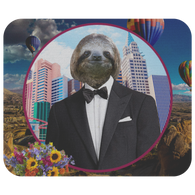 Logan Sloth Mouse Pad - The Green Gypsie