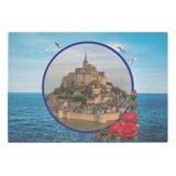 Mont Saint-Michel Cutting Board - The Green Gypsie