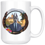 Frederick Great Dane Mug - The Green Gypsie