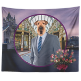 Bingley Airedale Terrier Tapestry
