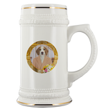 William Beagle Beer Stein - The Green Gypsie