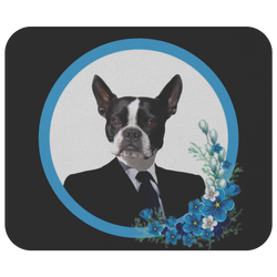 Buddy Boston Terrier Mousepad