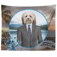 Hunter Havanese Tapestry - The Green Gypsie
