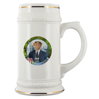 Bubba Monkey Beer Stein - The Green Gypsie