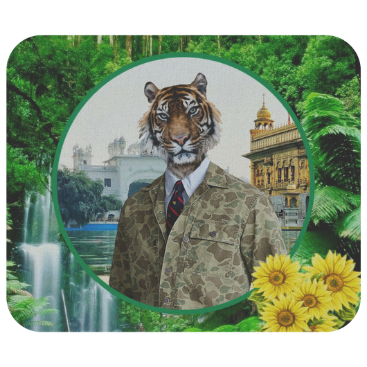 Chase Lion Mouse Pad - The Green Gypsie