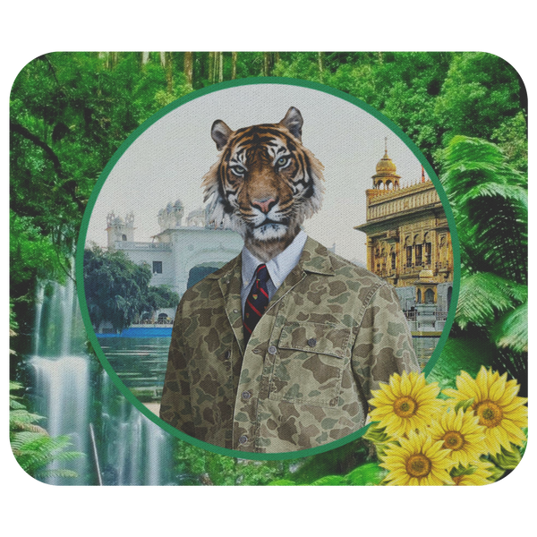 Chase Lion Mouse Pad