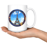 France Eiffel Tower Mug - The Green Gypsie
