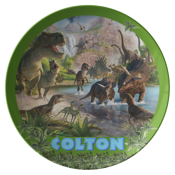 Colton Dinosaurs - The Green Gypsie
