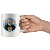 Larry Labrador Mug - The Green Gypsie