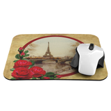 Vintage Eiffel Tower Mouse Pad - The Green Gypsie