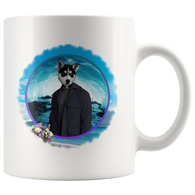 Niko Siberian Huskie Mug - The Green Gypsie