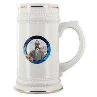 Cooper Doberman Beer Stein - The Green Gypsie