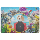 Bella Beagle Doormat - The Green Gypsie