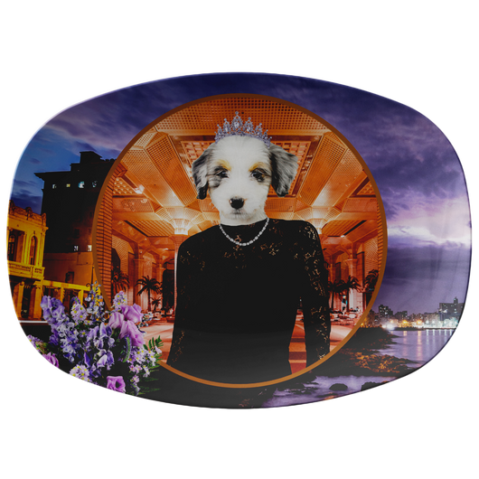 Holly Australian Shepherd Platter - The Green Gypsie