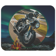 Motorcycle Mouse Pad - The Green Gypsie