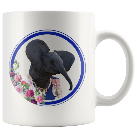 Ellie Elephant Mug - The Green Gypsie