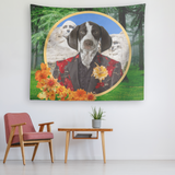 Piper Pointer Tapestry - The Green Gypsie