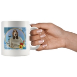 Henry Basset Hound Mug - The Green Gypsie