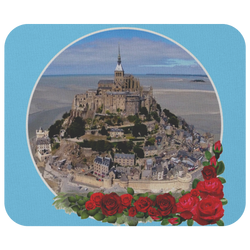 Mont Saint-Michel Mousepad