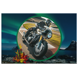 Motorcycle Canvas - The Green Gypsie