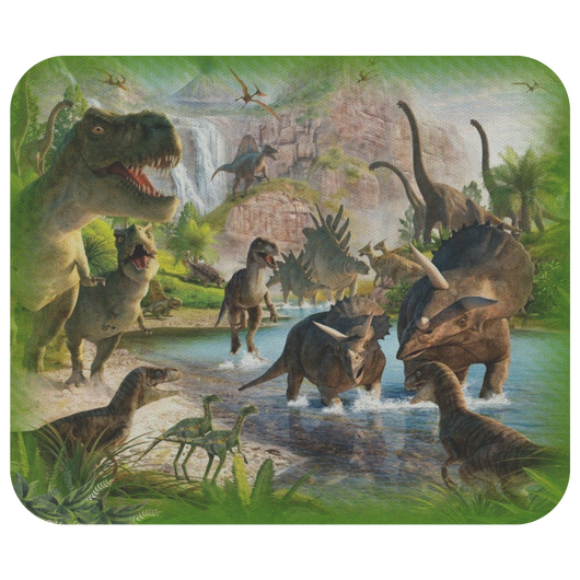 Dinosaurs Mousepad - The Green Gypsie