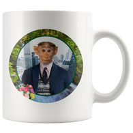 Bubba Monkey Mug - The Green Gypsie
