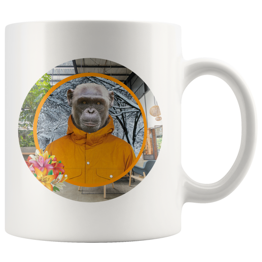 Chip Monkey Mugs - The Green Gypsie