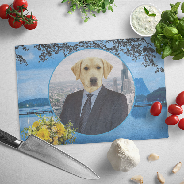 Louie Labrador Retriever Cutting Board - The Green Gypsie