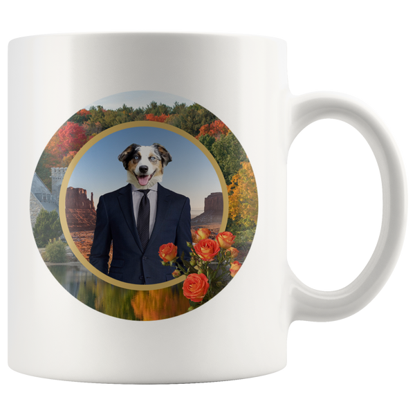 Aussie Australian Shepherd Mug - The Green Gypsie