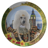 Polly Poodle Plate - The Green Gypsie