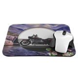 Harley Motorcycle Mouse Pad - The Green Gypsie