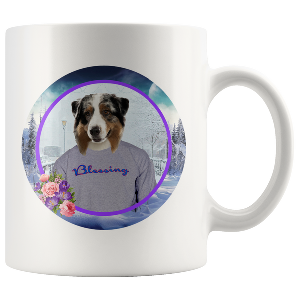 Ace Australian Shepherd Mug - The Green Gypsie