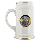 Johnny Golden Retriever Beer Stein - The Green Gypsie