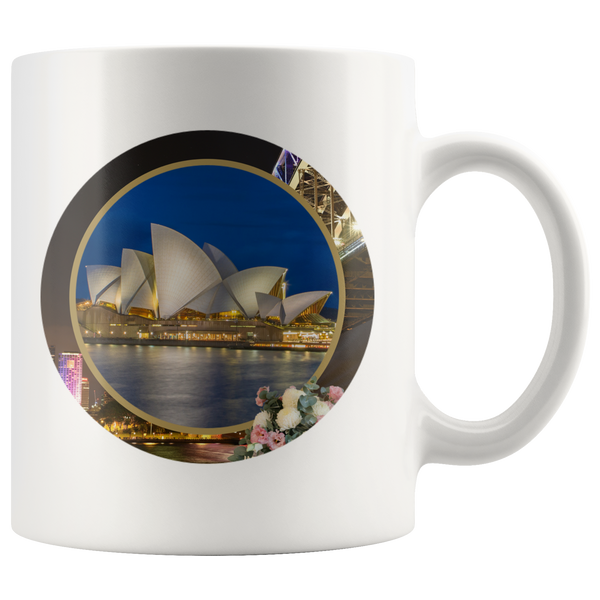Australia Mug - The Green Gypsie