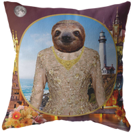 Rory Sloth Pillow - The Green Gypsie