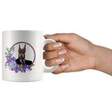 Duke Doberman Mug - The Green Gypsie
