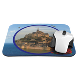 Mont Saint-Michel Mouse Pad - The Green Gypsie
