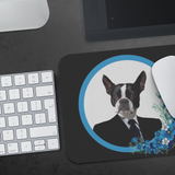 Buddy Boston Terrier Mouse Pad