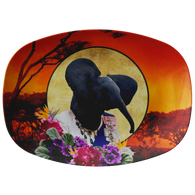 Ellie Elephant Platter - The Green Gypsie