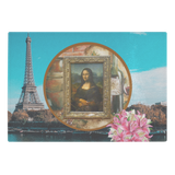 Mona Lisa Cutting Board - The Green Gypsie