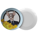 Coco Chihuahua Business Plate - The Green Gypsie