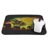 Elephant Sunset Mousepad - The Green Gypsie