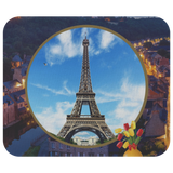 France Eiffel Tower Mouse Pad - The Green Gypsie