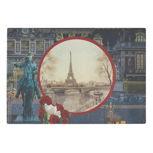 Vintage Eiffel Tower - The Green Gypsie