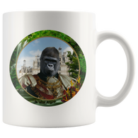 Albert Gorilla Mug - The Green Gypsie