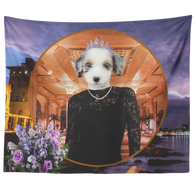Holly Australian Shepherd Tapestry - The Green Gypsie